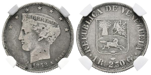 21 - I República de Venezuela