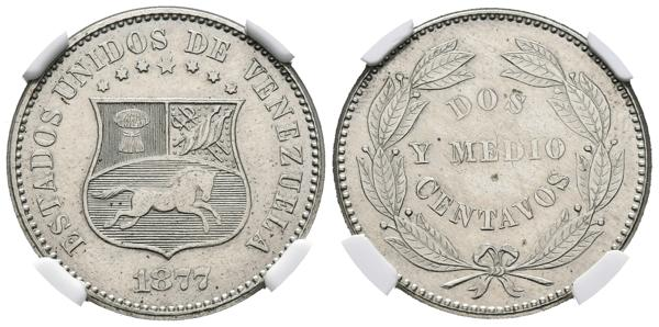 29 - Estados Unidos de Venezuela