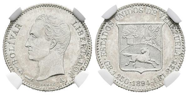36 - Estados Unidos de Venezuela