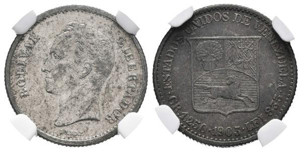 37 - Estados Unidos de Venezuela