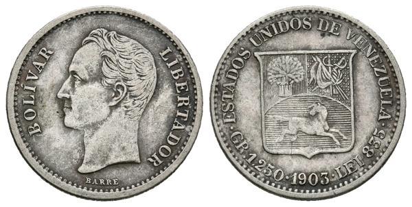 38 - Estados Unidos de Venezuela
