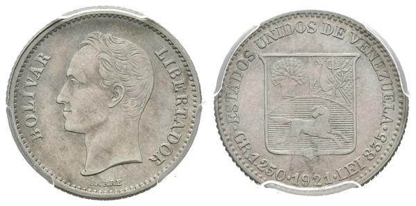 40 - Estados Unidos de Venezuela