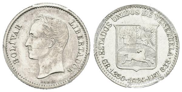 41 - Estados Unidos de Venezuela