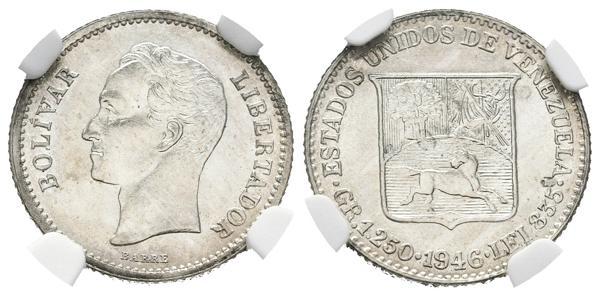 42 - Estados Unidos de Venezuela