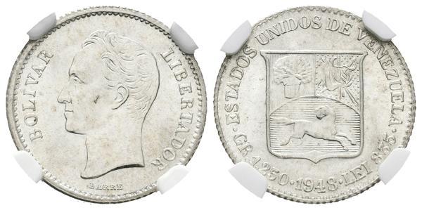 43 - Estados Unidos de Venezuela