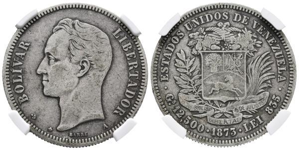 44 - Estados Unidos de Venezuela