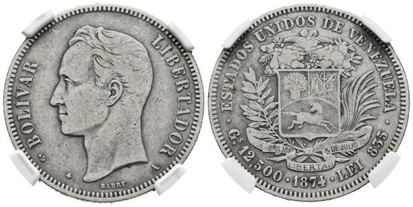 46 - Estados Unidos de Venezuela