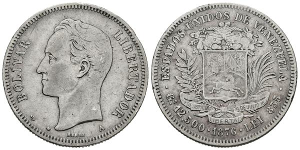 48 - Estados Unidos de Venezuela