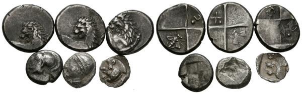 869 - Lotes y Colecciones