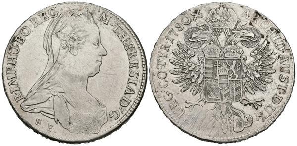 421 - Monedas extranjeras