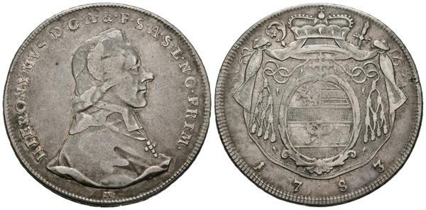 423 - Monedas extranjeras