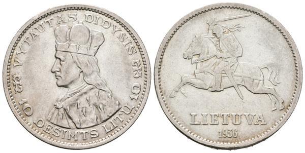444 - Monedas extranjeras