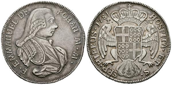 445 - Monedas extranjeras