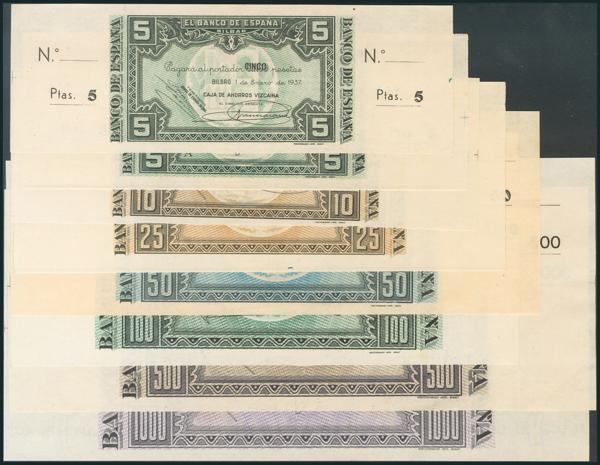 107 - Billetes Españoles