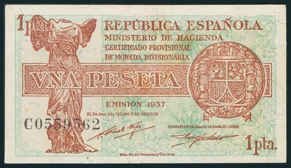 111 - Billetes Españoles