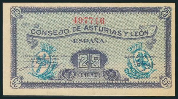 115 - Billetes Españoles