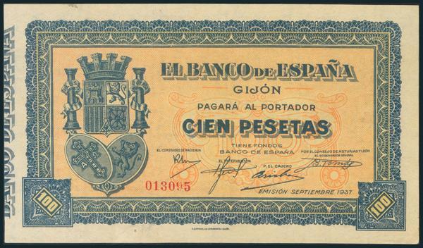 117 - Billetes Españoles
