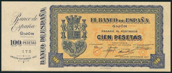 118 - Billetes Españoles