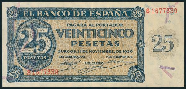131 - Billetes Españoles