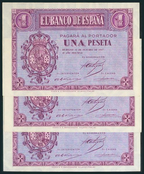 150 - Billetes Españoles