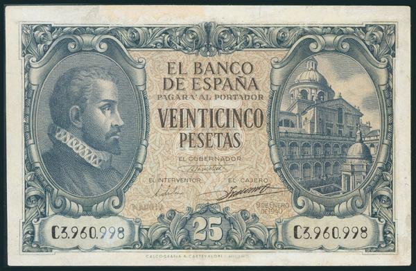 209 - Billetes Españoles