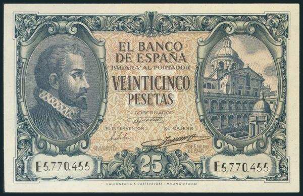 211 - Billetes Españoles