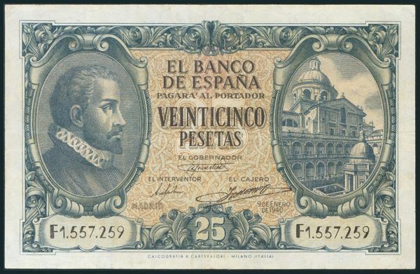 212 - Billetes Españoles