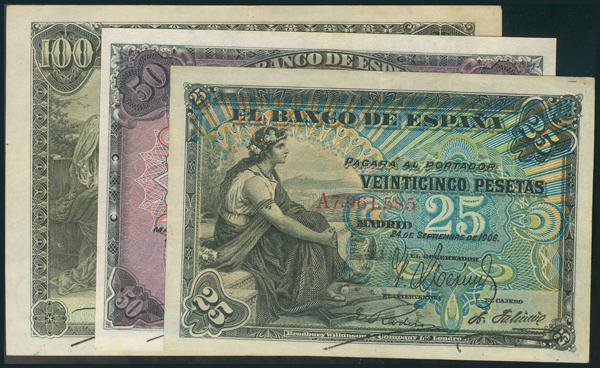 21 - Billetes Españoles