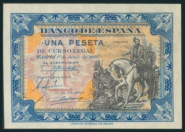 223 - Billetes Españoles