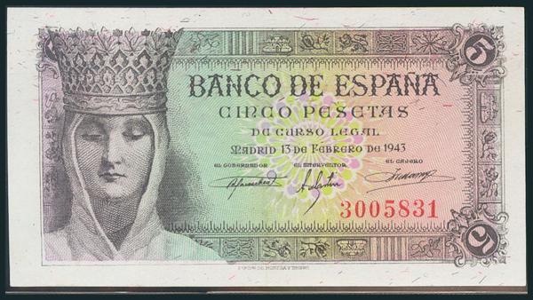 237 - Billetes Españoles