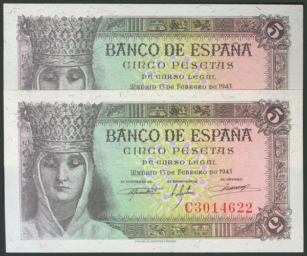 240 - Billetes Españoles
