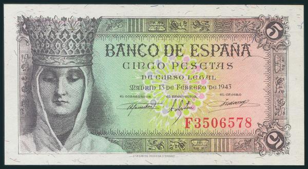 241 - Billetes Españoles