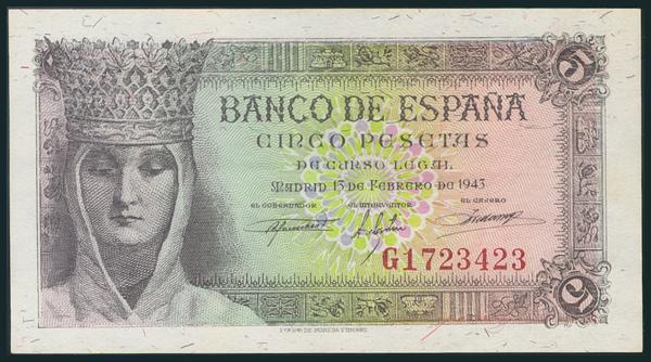 242 - Billetes Españoles