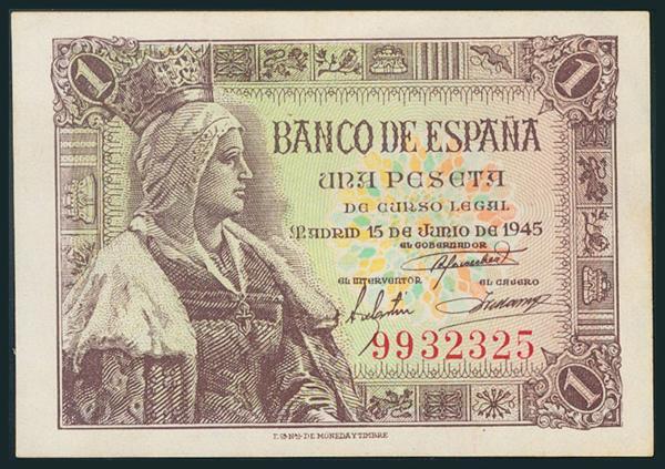 248 - Billetes Españoles