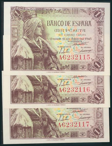 249 - Billetes Españoles