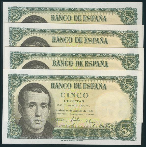 301 - Billetes Españoles