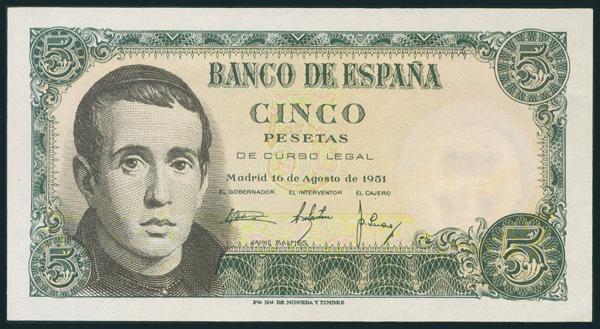 302 - Billetes Españoles