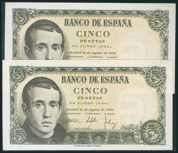 303 - Billetes Españoles