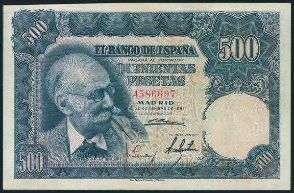 309 - Billetes Españoles