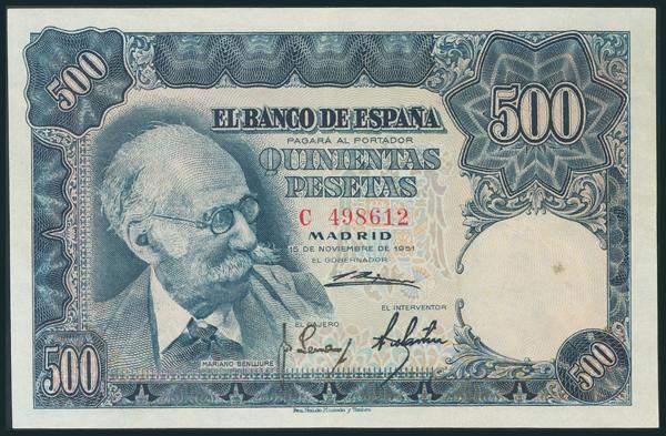 310 - Billetes Españoles