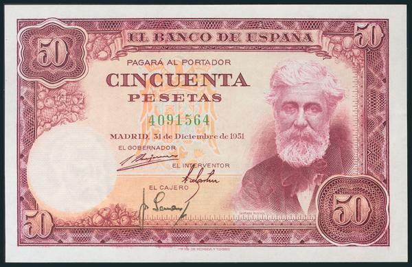 313 - Billetes Españoles