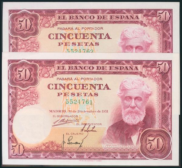 315 - Billetes Españoles