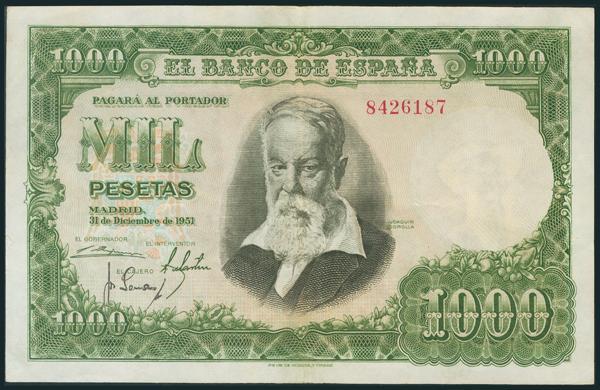 323 - Billetes Españoles
