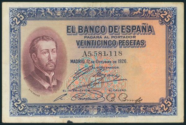 32 - Billetes Españoles
