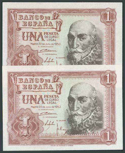 333 - Billetes Españoles