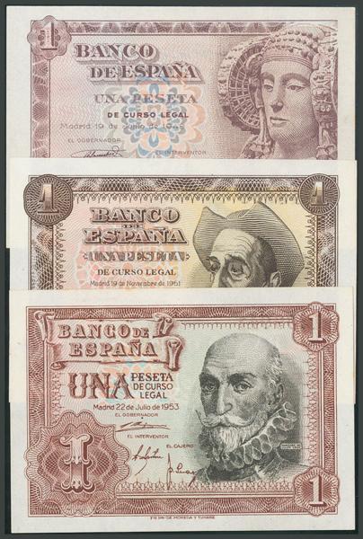 337 - Billetes Españoles