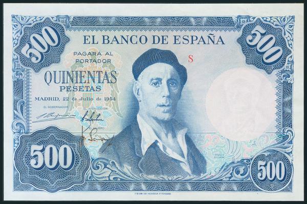 349 - Billetes Españoles