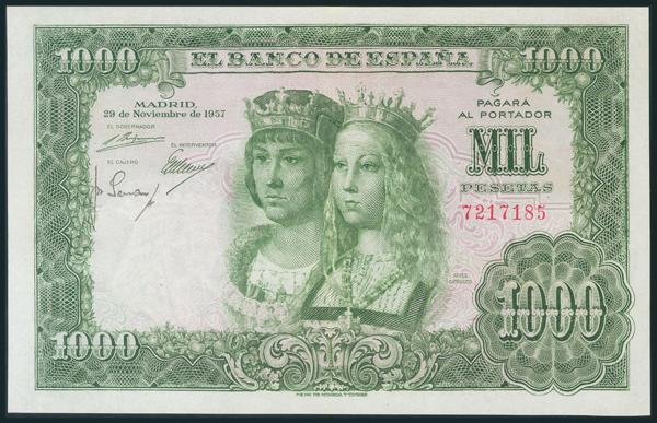 359 - Billetes Españoles