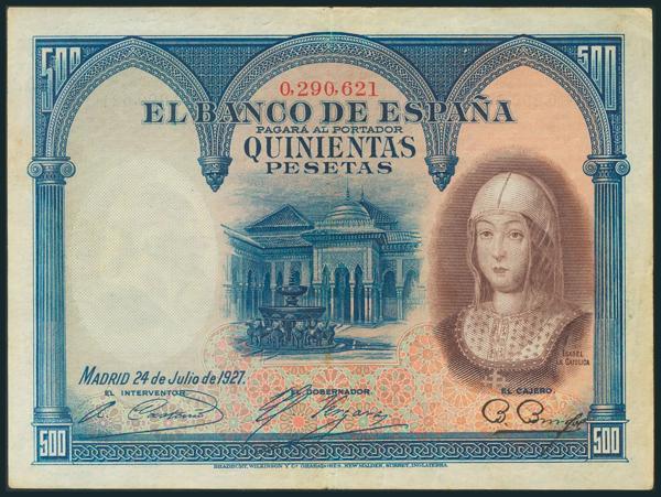 35 - Billetes Españoles