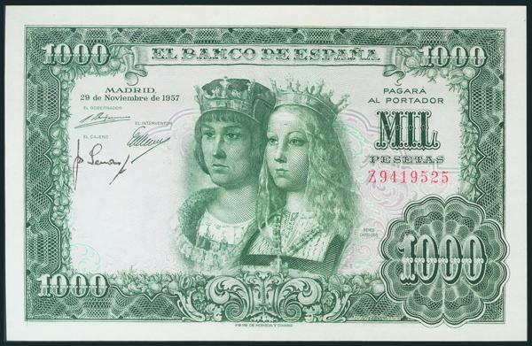 360 - Billetes Españoles